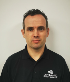 Kristian Sheridan Dynamic Safety Solutions Supplies Manager